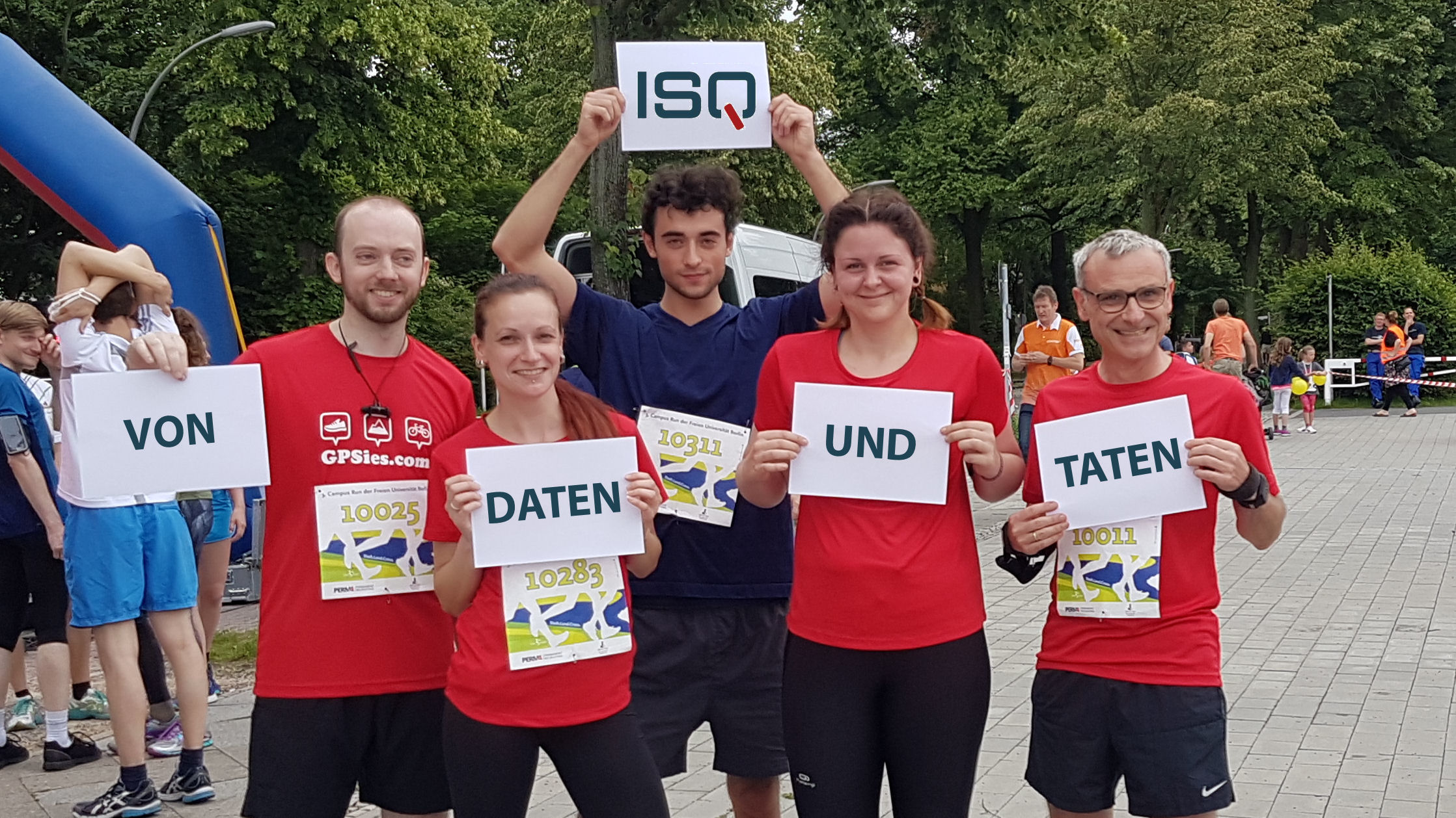 ISQ-Laufteam